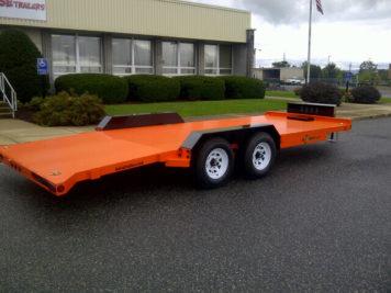 BWISE Carhauler Fulldeck - 9990 lb.