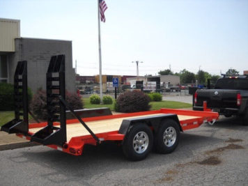 BWISE Equipment Trailers