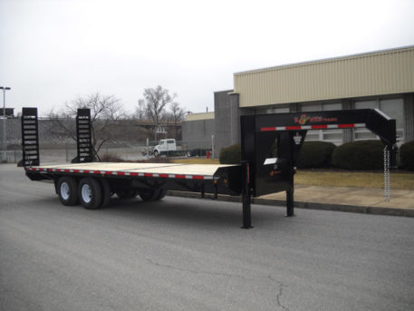 BWISE Equipment Trailers - Gooseneck