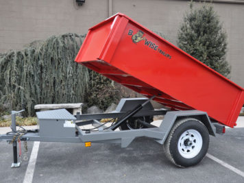 BWISE Dump Lowprofile Bumperpull – 2990 lb.