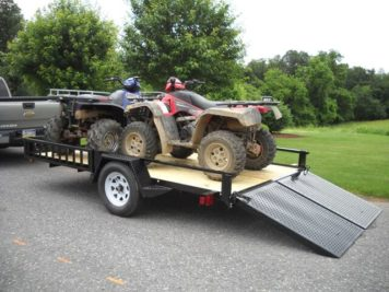 BWISE Utility ATV - 2990 lb.