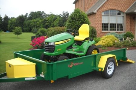 BWISE Utility Trailers