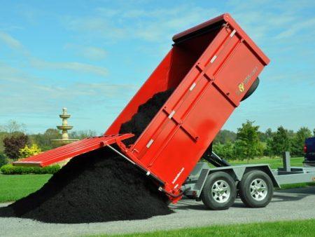 BWISE Dump Trailers - Gooseneck