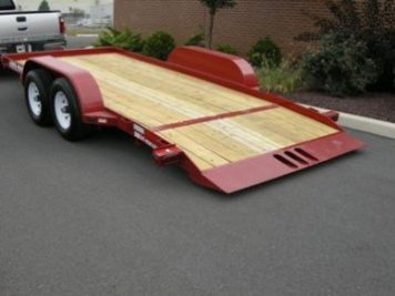 BRI-MAR Tilt Trailers