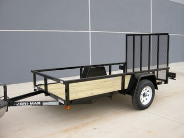 BRI-MAR Utility Trailers