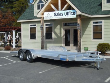 Mission MOCH8x20 Car Hauler 80 x 20' - 7000 GVWR