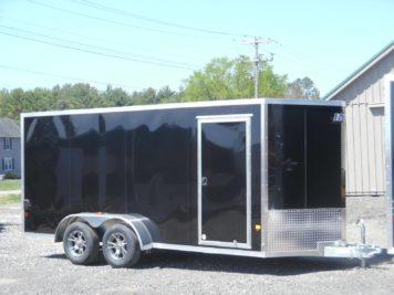 EZ-Hauler EZEC7x16 trailer 84 x 16' - 7000 GVWR