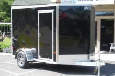 EZ-Hauler EZEC6x10 enclosed 2990 GVWR 6' x 10' trailer