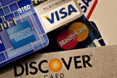 credit cards mastercard visa american express discover