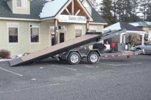 BWise MT-TILT Multi-Tasker Tilt deck - 102 x 17'