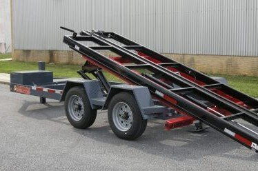 BWise Multi-Tasker base trailer