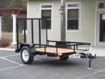 Bri-Mar UTE-508 Utility trailer - 60 x 8' - 2990 GVWR