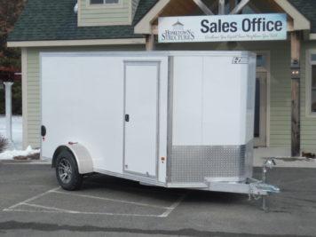 EZ-Hauler EZEC6x12 enclosed 6' x 12' trailer - 2990 GVWR
