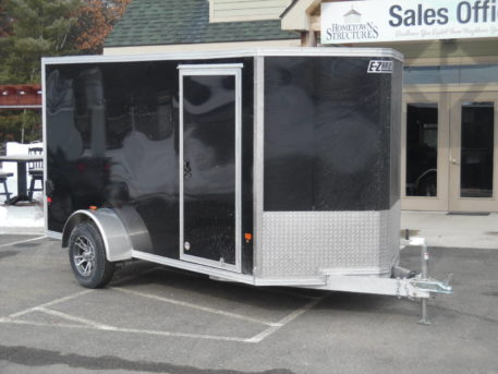 EZ-Hauler EZEC6x12 enclosed 6' x 12' trailer - 2990 GVWR