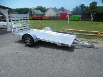 Mission MU72x12AR-2.0 Utility trailer - 72 x 12' - 2990 GVWR