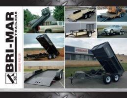2018 Bri-Mar trailer brochure cover