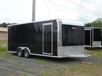 EZ-Hauler EZEC8x20-CH car hauler - 99 x 20' - 7000 GVWR