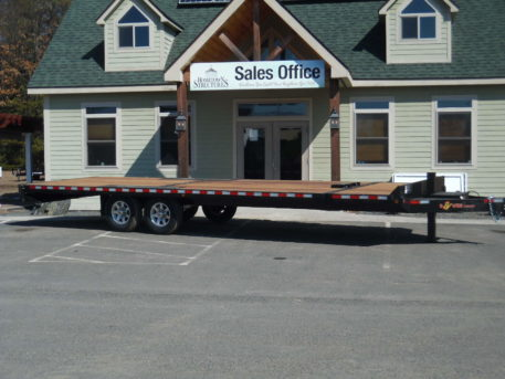 """BWise THD26-15 Tilt trailer 102"""" x 26' - 15400 GVWR"""