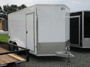 EZ-Hauler 7' x 14' Enclosed Cargo trailer 7000 GVWR